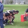NZジュニアラグビーU12 練習の動画
