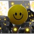 笑顔は伝染する