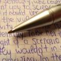 This is a pen なんて言わない