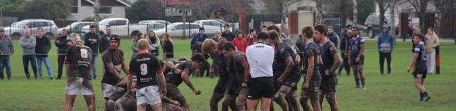 St Bede's College1st XV Game