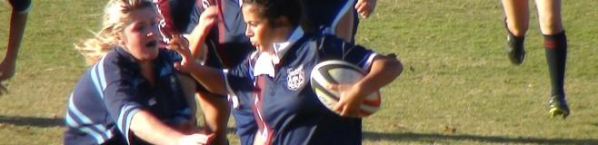 女子高校ラグビー