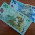 円とドルとポイント