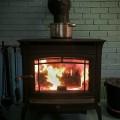 暖炉はとても素敵だけれど
